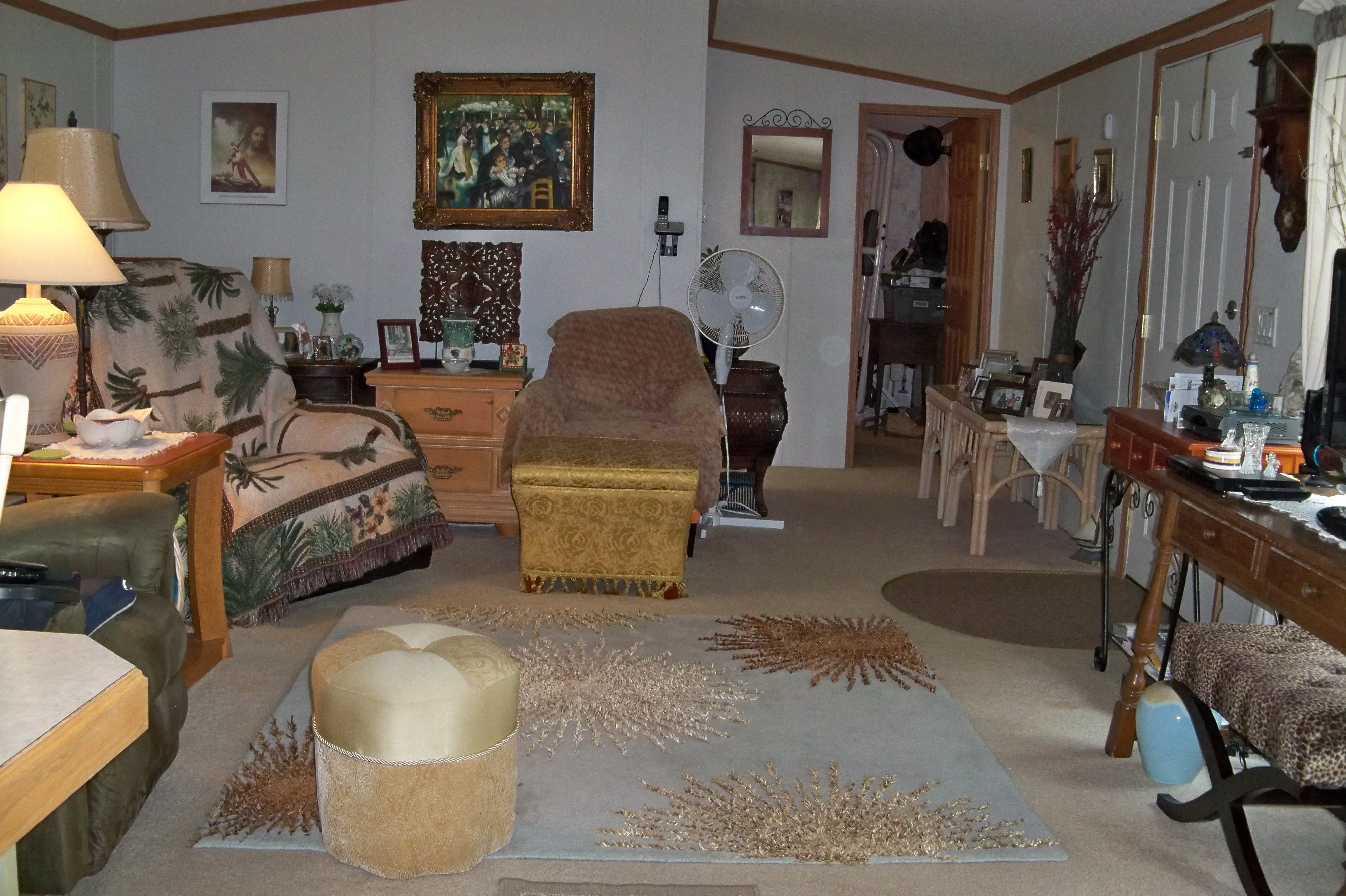 58 Mobile Living Room
