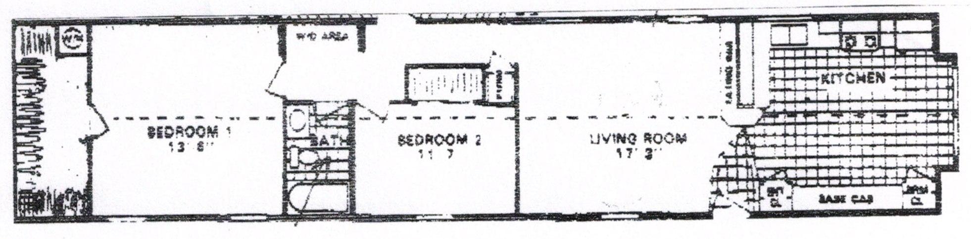 18 Mobile Floor Plan